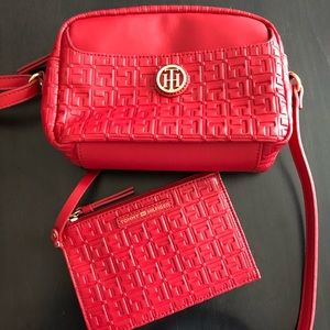 Red Purse Handbag